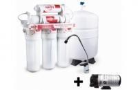 Система обратного осмоса Filter1 RO 5-50 P+помпа